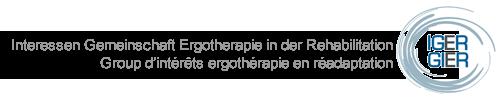 Interessen Gemeinschaft Ergotherapie in der Rehabilitation