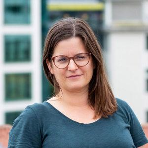 Nathalie Alder, Ergotherapeutin MScOT